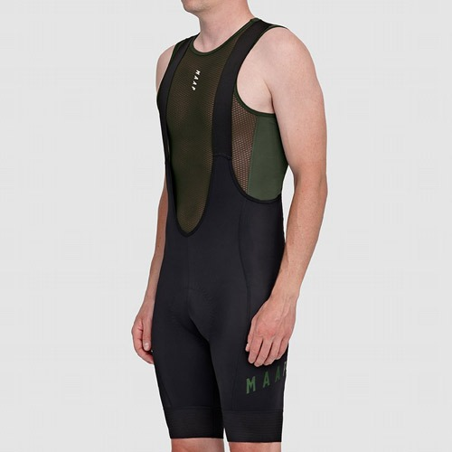 TEAM BIB SHORT 3.0 BLK/MLT