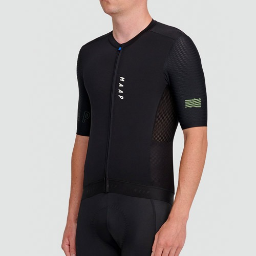 STEALTH RACE FIT JERSEY BLK