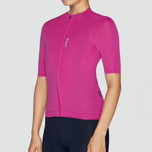 W.TRAINING JERSEY SHOCK PINK