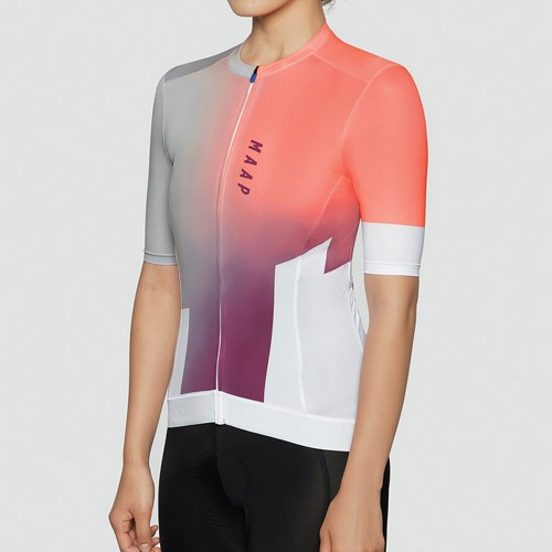W.FLARE PRO FIT JERSEY GRAPE